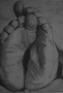 Twinkle toes by Pamela