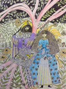 Lovers in the Forest by Rosemary Seaton