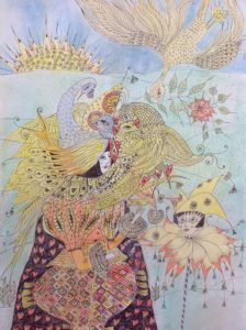 Birds of Peace by Rosemary Seaton