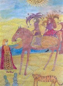 Desert Dream by Rosemary Seaton