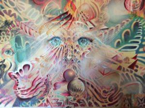 Forth dimension by Reginald Harrison