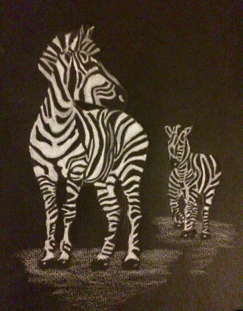 35092 || 5399 || Grandma and Granddaughter Zebra || NULL || 7902