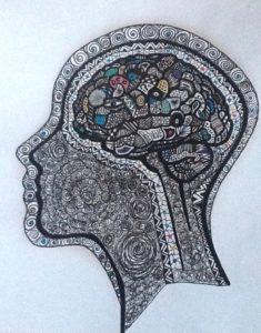 Head by Nicola Foley