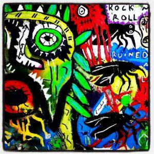 Rock n Roll Ruined My Life by Despo Davis