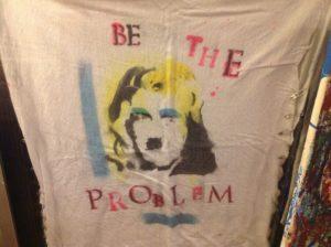 Be the Problem by Despo Davis