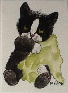 Kitten by Nicola Foley