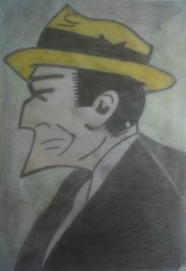 Dick Tracy by Samuel Smith