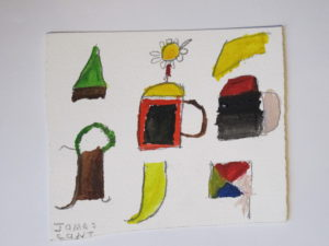 Electric Cups by James Cant