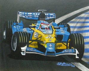 Alonso by Michael George