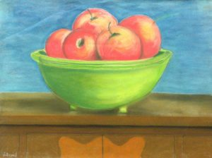 Study of Still Life 3 by Adrian Mitchell