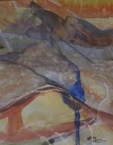 Rocky Headland by Keith Fitton