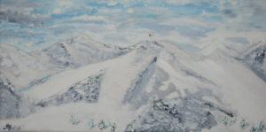 Winter romance by Miro Tomarkin