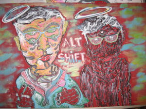 alt shift by Laurentiu Z