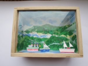 Boat by Romilly Jardine