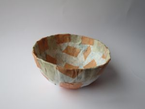Bowl by Romilly Jardine