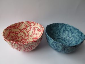 Bowls by Romilly Jardine