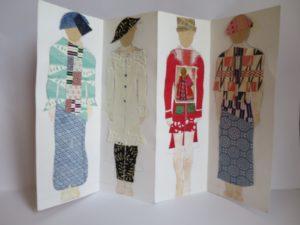 Fashion piece by Romilly Jardine