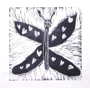 The Butterfly of Love by Rachel Summers