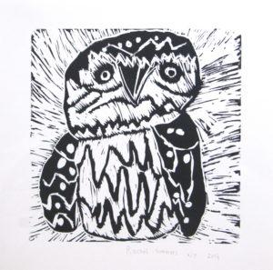 Owl by Rachel Summers