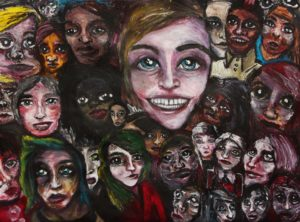 Face the Crowd by Eilidh Morris