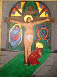 jesus by Becky Taylor