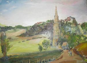St. Johns Hagley by Michael Spencer
