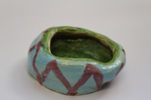 Fruit Bowl (second view) by Judy Cole