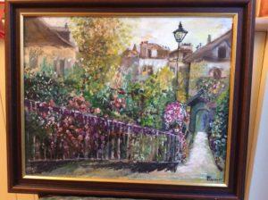 Les Fleurs de Printemps a Paris by Michael Spencer