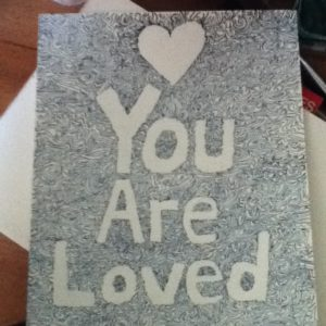 She is Loved by Sam Randall