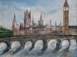 Westminster Bridge by Michael Spencer