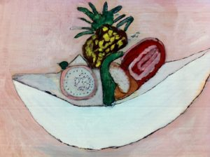 Fruit Bowl by Nicola Clark