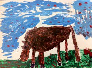 Horse by Bobbie Robertson