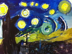Starry Night by James Duncan