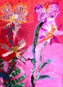 Gerberas by Linda Balfour