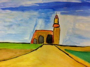 The Wee Church by Ian Bradford