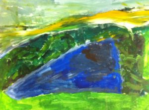 Fields of Green by Ronnie Mitchell