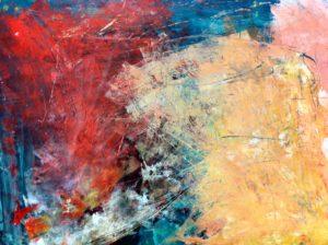 Scramble by Teresa Lenart