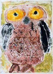 Wise Owl by Mark Nottingham