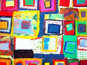 Squares by David Simpson