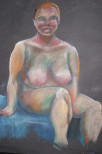 nude study 4 by Lucy