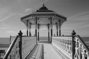 Bandstand 4 by Helen Howard
