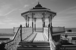Bandstand 3 by Helen Howard