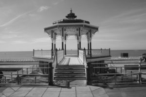 Bandstand 2 by Helen Howard