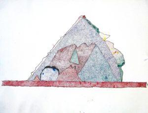 Volcano vs Jack Skeleton by Paige Donovan