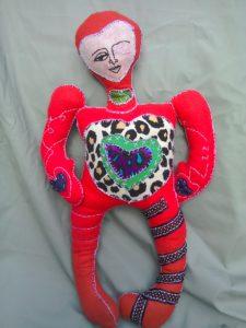 Heartfelt doll by Sleepy girl