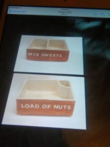 Mixed sweets/mixed nuts by Gary Raven