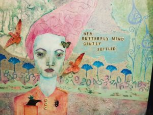Beautiful Butterfly Mind by Penny McKenzie