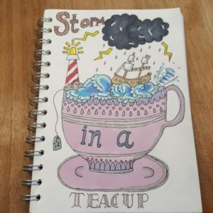 Storm in a teacup by isolatedpoptart