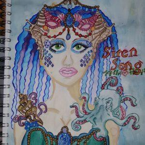 Siren song by isolatedpoptart
