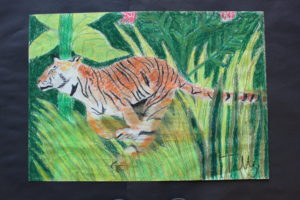 Tyger Tyger by Tilly Tomkinson